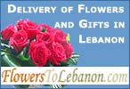 Delivery of Flowers and Gifts in Lebanon!