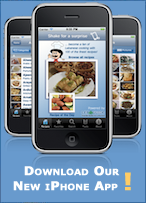 100 Lebanese Recipes iPhone App